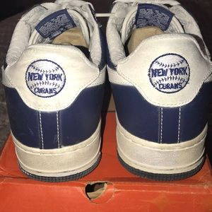 "b5ec27661c01 Nike Shoes - Used Nike AirForce 1 Premium UT ""New York Cubans"""